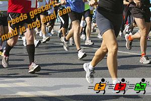 Cursus: Sneller en verder met betere looptechniek op de donderdagavond