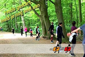 Cursus: Lopen met betere looptechniek op de zaterdagochtend