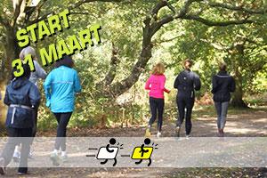 Cursus: Begin met hardlopen, rustig van start op zondagochtend